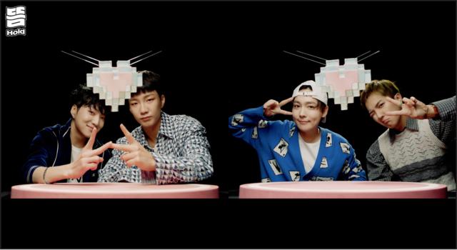 tvN 예능 신서유기에서 손가락 신공으로 송가락 애칭을 얻은 송민호가 직접 아이디어를 내서 만든 손가락 댄스는 뜸(Hold)의 기대 요인 중 하나다. /YG엔터 제공