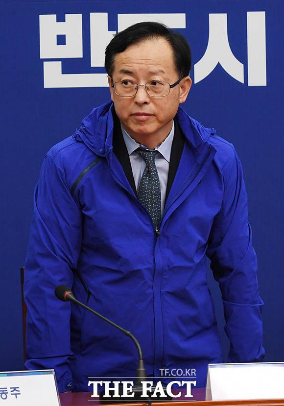 비례대표 후보 2번 김경만 중소기업중앙회 경제정책본부장