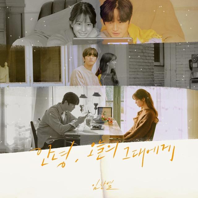 가수 임한별이 26일 오후 6시 신곡 안녕, 오늘의 그대에게를 발표한다. /플렉스엠 제공