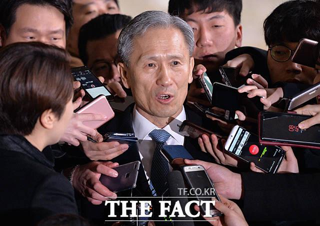 군 사이버사 댓글공작을 지시한 혐의로 기소된 김관진 전 국방부 장관은 1심에서 징역 2년 6개월을 선고받았다.현재 항소심이 진행 중이다./문병희 기자