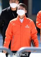 [TF사진관] 안철수, '웃음나는 일상으로의 복귀'