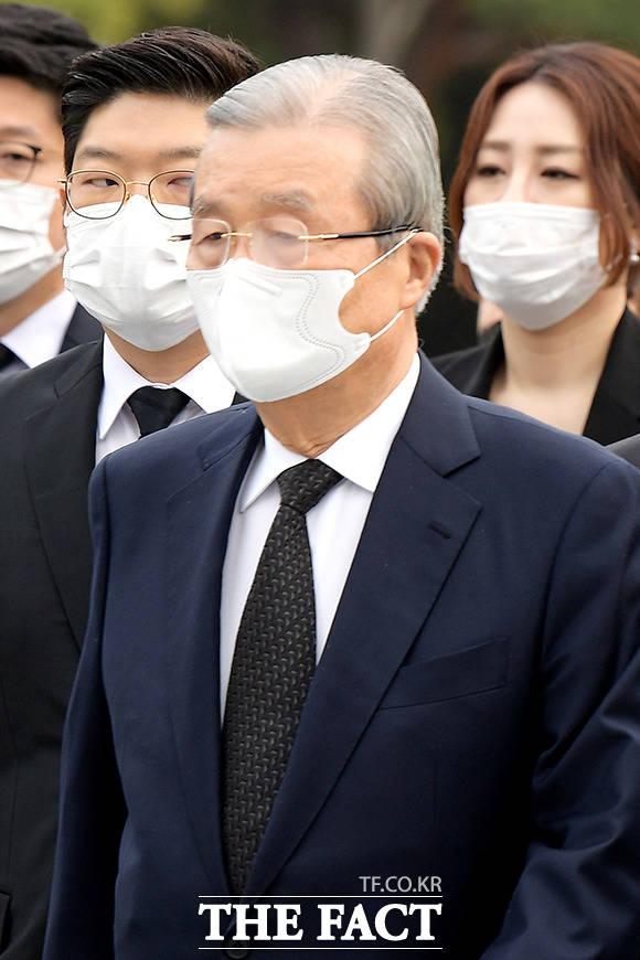김종인 위원장