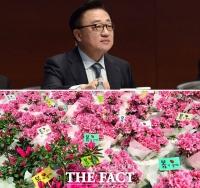 [코로나19 '극복'] 고동진 삼성전자 대표, 화훼농가 돕기 릴레이 참여