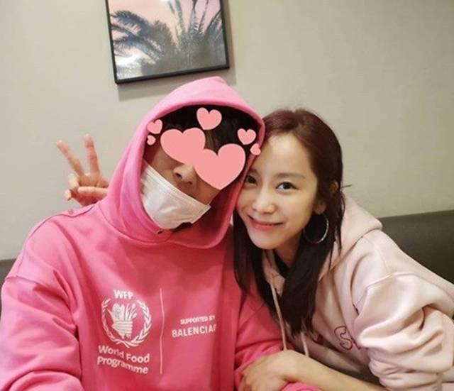 그룹 쥬얼리 출신 조민아는 지난 1월 공개 열애를 시작한 데 이어 오는 4월 결혼한다. /조민아 인스타그램