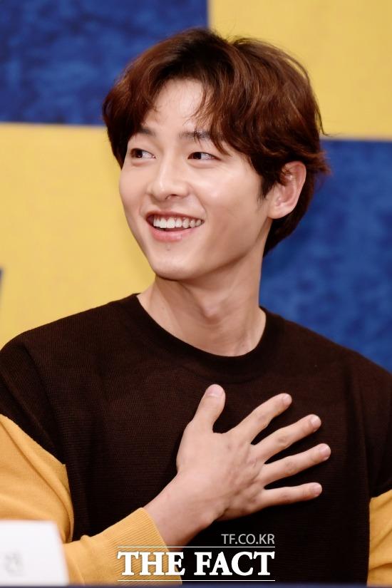 배우 송중기가 서울 용산구 소재의 집을 허물고 단독 주택을 새로 짓는다. /이선화 기자