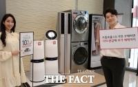 LG전자, 으뜸효율 가전에 '10% 환급·캐시백' 혜택