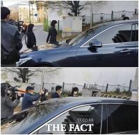 [TF현장] 최태원·노소영 코로나 속 '세기의 이혼소송' 시작