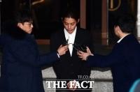 [TF현장] 정준영 2심도 징역 7년 구형…최종훈은 무죄 주장