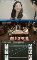 '하트시그널3' 몰표 박지현