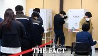 사전투표 2일째, 오후 3시 투표율 21.95%…'또 기록'