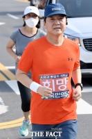 '400km 마라톤 유세' 완주 눈앞 안철수