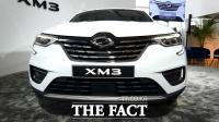 르노삼성 'XM3', 출시 한 달 누적 계약 '2만 대' 돌파