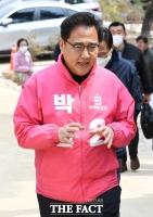 [TF인터뷰] '강남을' 박진
