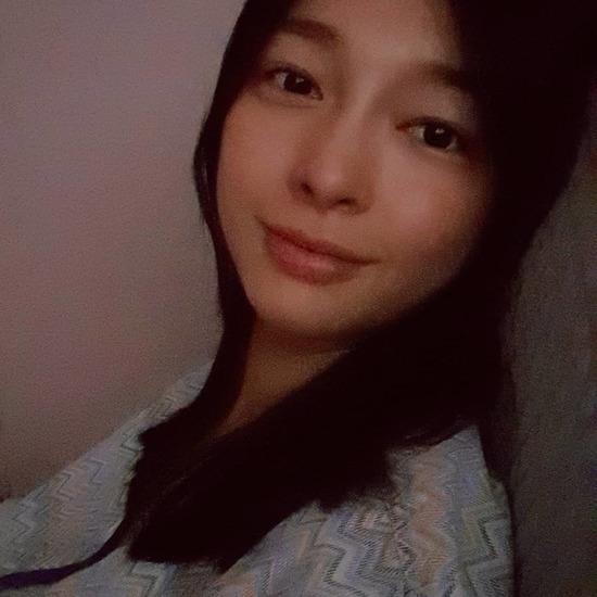 가수 이상미가 14일 자신의 SNS를 통해 출산 소식을 알렸다. /이상미 SNS 캡처