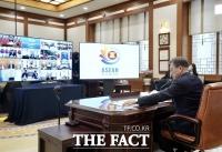 아세안+3 정상, '필수 인력 이동 촉진' 공동성명서 채택