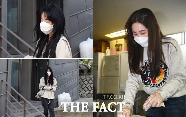 배우 임수정(왼쪽), 방송인 최희가 제21대 국회의원 총선거 투표에 참여했다. /최수진, 정소양, 이동률 기자
