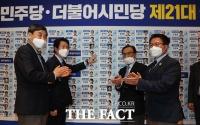 [TF인포그래픽-4·15 총선] 민주당 압도적 우세 '충청·호남' 당선자 현황