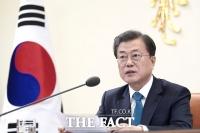 '초거대' 민주당 탄생…文대통령, 후반기 국정운영 '청신호'