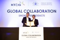 KT&G, 전자담배 앞세워 '글로벌 빅4' 도약 노린다