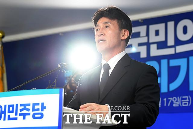 최배근 더불어시민당 상임선대위원장