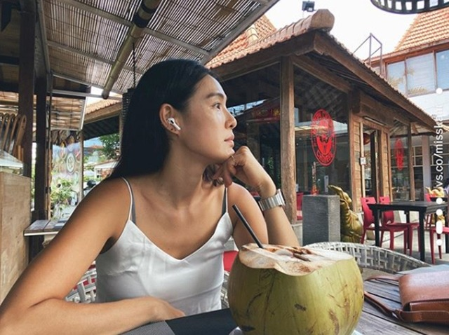 가수 가희는 자신의 인스타그램을 통해 발리에서 귀국 후 자가격리 중이라고 밝혔다. /가희 인스타그램