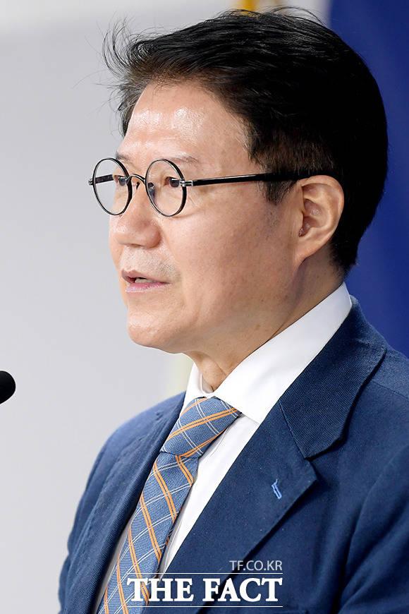 우희종 더불어시민당 상임선대위원장