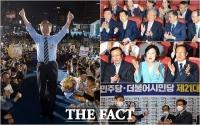 [TF주간政談] 전무후무한 민주당 '4연승'…