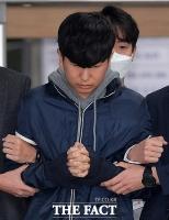 [TF포토] 얼굴 공개된 박사방  '부따' 강훈
