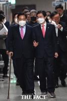 통합당, 5월 8일 차기 원내대표 선출 검토