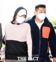 [TF포토] '또다시 법정에 선 박유천'