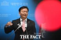 [TF사진관] 민경욱, '선거가 이상하다'