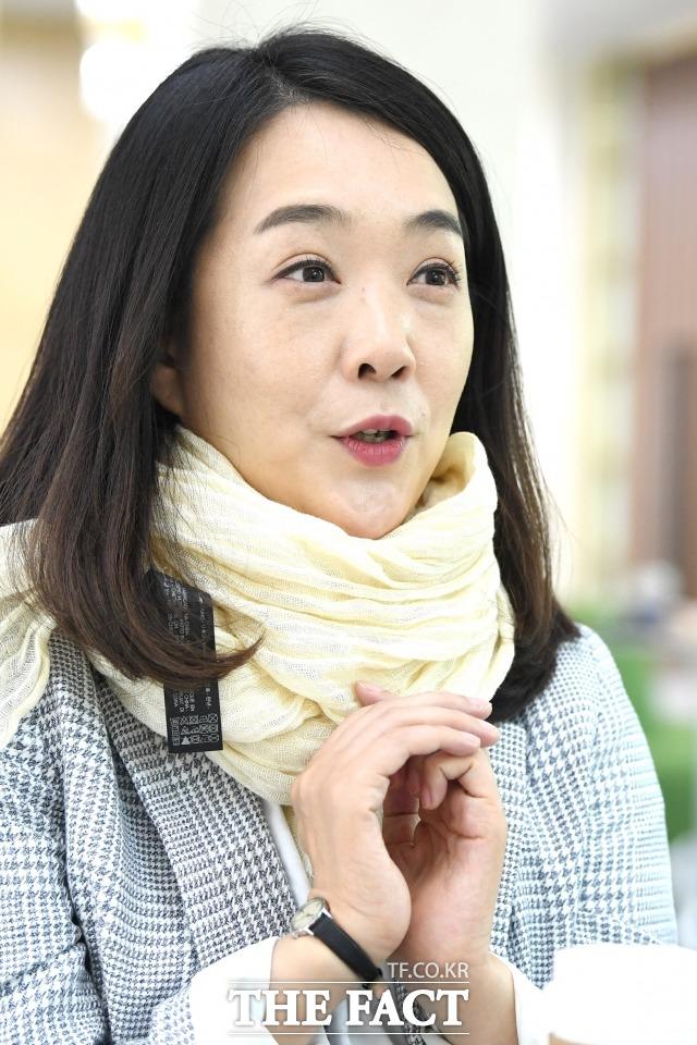 코로나19로 한층 복잡해진 절차에서도 장애인에 대한 세심한 배려는 보이지 않았다. /남윤호 기자