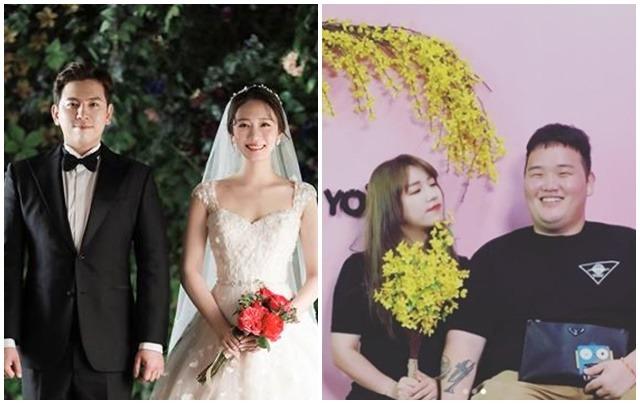 개그맨 오인택, 가수 임도혁이 결혼 소식을 전했다. /해피메리드컴퍼니 제공, 임도혁 SNS 캡처