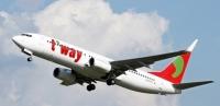 티웨이항공, 청주~제주 부정기 노선 취항…주말 탑승률 98%