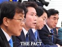 [TF포토] 발언하는 이인영 원내대표