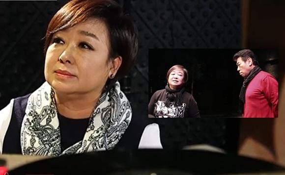 이혼해도 평생 친구처럼 지내기로. 혜은이는 지난 90년 김동현의 적극적인 구애를 받아들여 재혼했다. 결혼 후 김동현이 사업에 실패하며 빚더미에 쌓이는 등 심한 경제적 어려움을 겪었다. 사진은 3년전 마이웨이 출연 당시. /TV조선 마이웨이 캡쳐