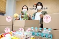 농심, 백혈병소아암 환아에게 '심심키트' 전달