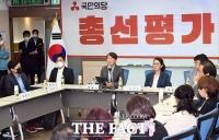 [TF포토] 총선 평가하는 안철수 국민의당 대표