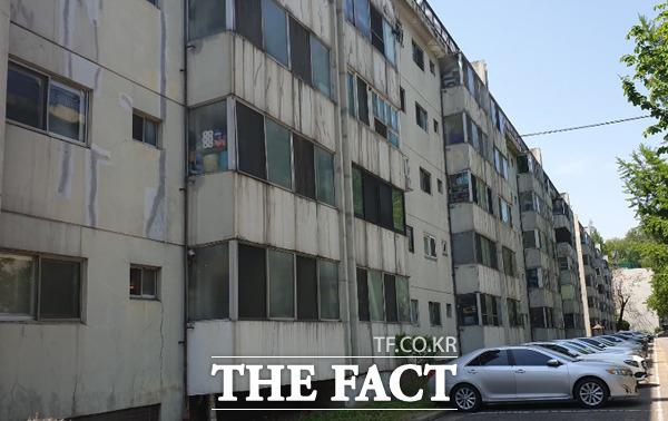 서울 서초구 반포주공1단지 3주구 /윤정원 기자
