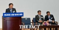 [TF포토] 후보자 정견 발표하는 김태년