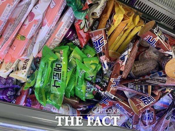 같은 아이스크림 제품이라도 소비자들에게 판매하는 유통 채널마다 실제 가격은 제각각이다. /문수연 기자