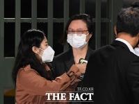 [TF포토] 6개월 만에 석방되는 정경심 교수