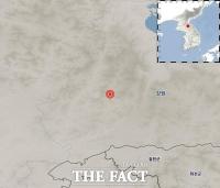 북한 강원 평강 규모 3.8 지진…기상청