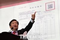 [TF초점] '억울한' 민경욱의 '빼박 증거(?)'는 빼박일까