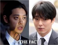 '집단 성폭행' 정준영·최종훈, 항소심 결과에 누리꾼