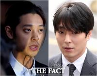 '집단 성폭행' 정준영-최종훈, 항소심서 감형