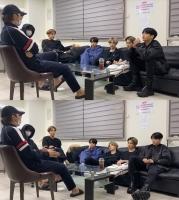 방탄소년단, 새 앨범 작업 돌입…'완전체' 회의