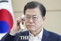 文대통령, 시진핑과 통화…
