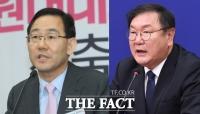 '정책위의장' 출신 공통점 與 김태년·野 주호영, 케미는?