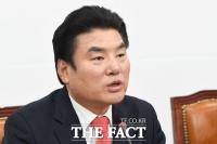 [TF포토] 원유철,